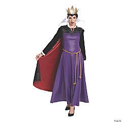 Women's Deluxe Snow White Evil Queen Costume – Plus