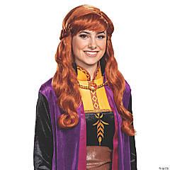 Women's Disney's Frozen II Anna Wig
