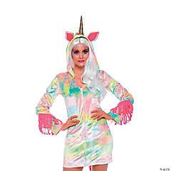 Women's Enchanted Unicorn Costume - Medium