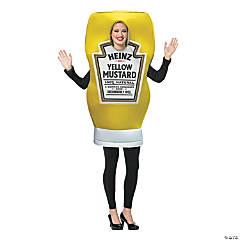 Women's Heinz™ Mustard Squeeze Bottle Costume