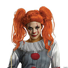 Women's IT Pennywise Wig