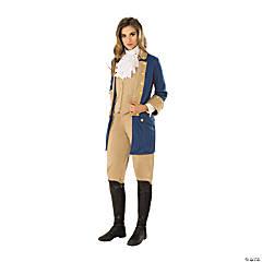 Women's Patriotic Woman Costume - Medium
