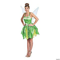 Women's Prestige Tinker Bell Costume – Medium