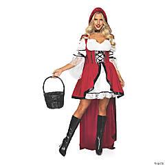 Women's Red Riding Hood Costume – Medium/Large