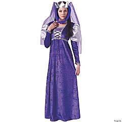 Women's Renaissance Queen Costume - Standard