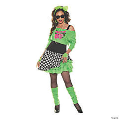 Women's Totally Awesome Costume - Large