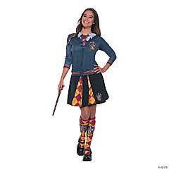 Women's Wizarding World of Harry Potter™ Gryffindor Costume Shirt - Large