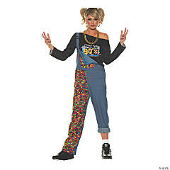 Women's Word Up! Costume - Extra Large