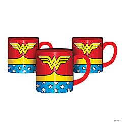 Wonder Woman™ Ceramic Mugs