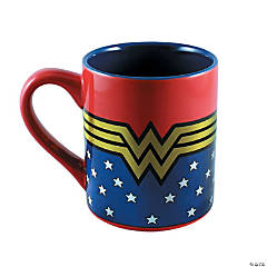 Wonder Woman™ Logo Mugs