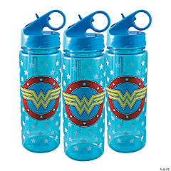 Wonder Woman™ Tritan Water Bottles