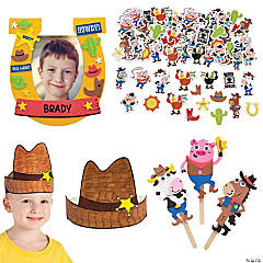 Wonderful Western Craft Assortment