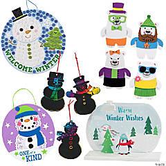 Wonderful Winter Craft Kit Assortment