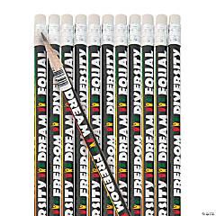 Wood Colors of Diversity Pencils