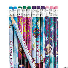 Wood Disney's Frozen Pencils