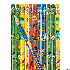 Wood Dr. Seuss™ Green Eggs & Ham™ Pencils
