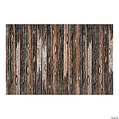 WOOD PLANK BACKDROP BANNER (3PC)