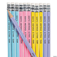 Wooden Pastel Pencils - 24 Pc.