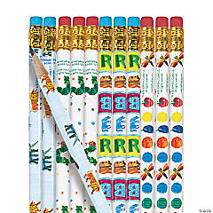 Wooden The World of Eric Carle™ Pencil Assortment