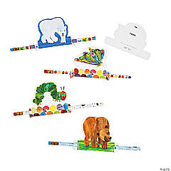 Wooden The World of Eric Carle™ Pencils with Card