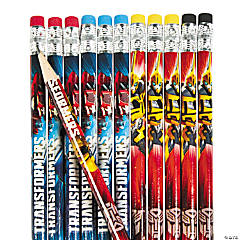 Wooden Transformers™ Pencils