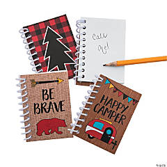 Woodland Adventure Mini Spiral Notebooks