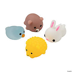 Woodland Animal Mochi Squishies