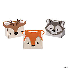 Woodland Party Animal Treat Boxes