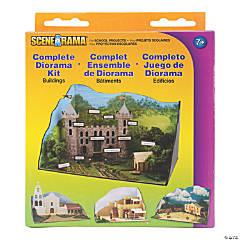 WOODLAND SCENICS-Complete Diorama Kit: Buildings