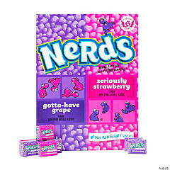 World's Largest Box of Nerds® Grape & Strawberry Candy