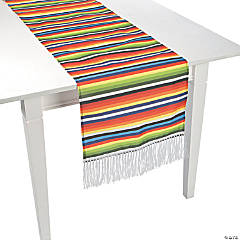 Woven Sarape Table Runner