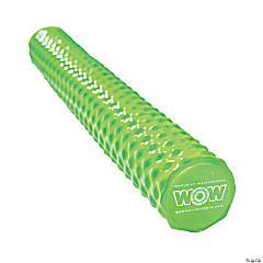 WOW Dipped Foam Pool Noodle - Lime Green