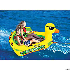 WOW Lucky Ducky 2 Person Towable