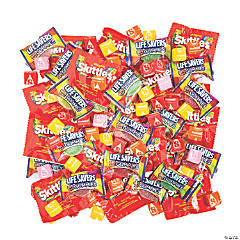 Wrigley's® Family Favorites Fun-Size Fruit Candy Packs
