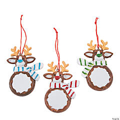 Write-A-Name Reindeer Ornaments