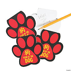 Year of the Dog Notepads