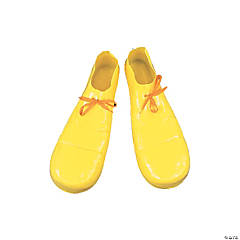 Yellow Clown Shoes