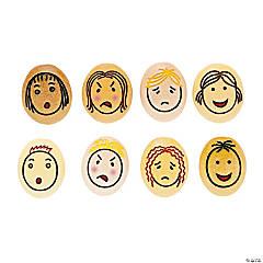 Yellow Door Jumbo Emotion Stone, Pack of 8