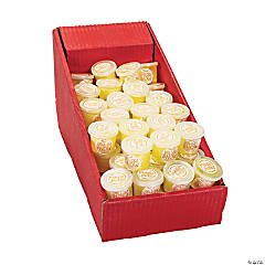 Yellow Snow Noise Putty Containers PDQ