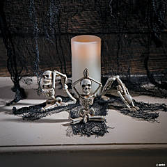 Yoga Skeletons Halloween Decoration
