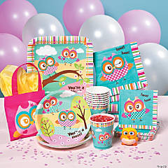 You're A Hoot Party Pack