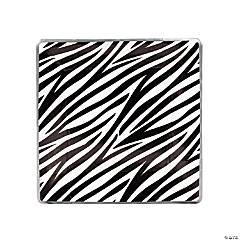 Zebra Paper Dinner Plates - 8 Ct.