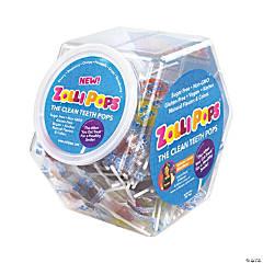Zollipops Variety Jar, 150 Count