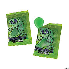 Zombie Ghost Bag Liquid Candy