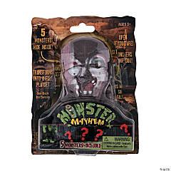 Zombie Monster Mayhem Playset