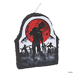Zombie Piñata Halloween Decoration