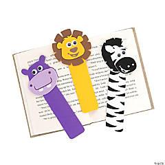 Zoo Animal Bookmarks Craft Kit