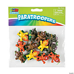 Zoo Animal Paratroopers
