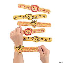 Zoo Animal Slap Bracelets