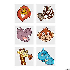 Zoo Animal Tattoos